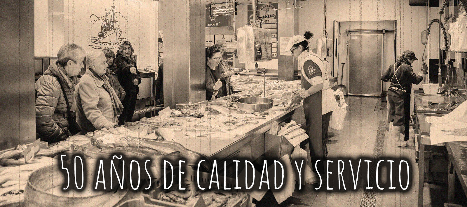 50 años de calidad y servicio